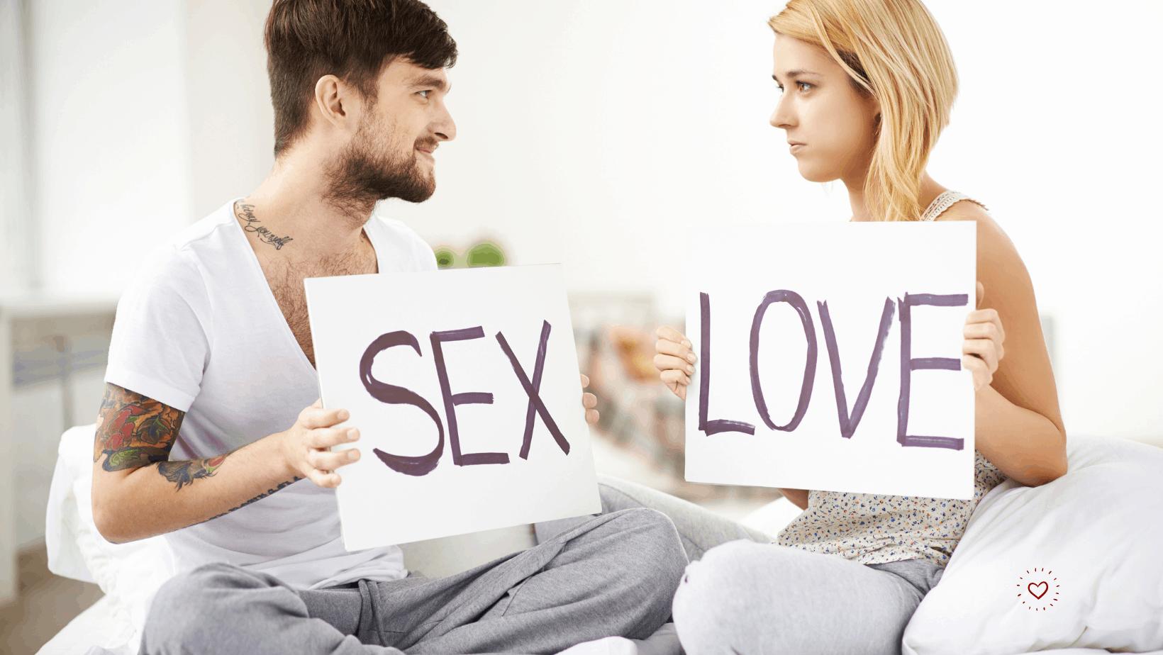 sesso o amore